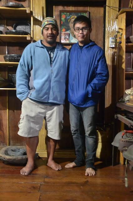Sagada Museum Kuya Lester Aben