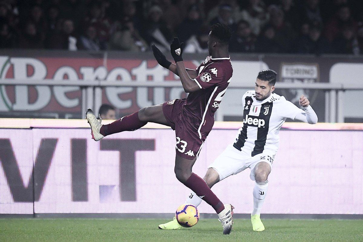 نتيجة مباراة يوفنتوس وتورينو بتاريخ 02-11-2019 الدوري الايطالي