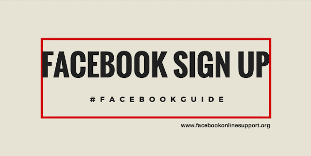 Facebook sign up Facebook sign up