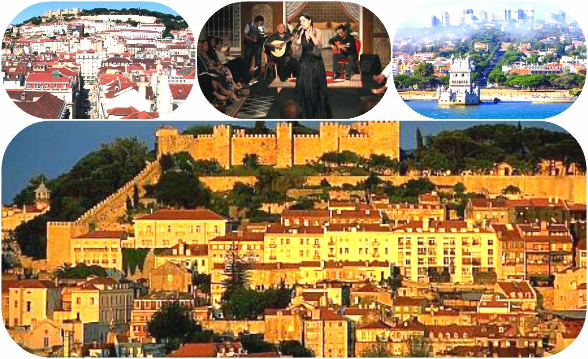 Lisabona, capitala Portugaliei si obiectivele ei turistice