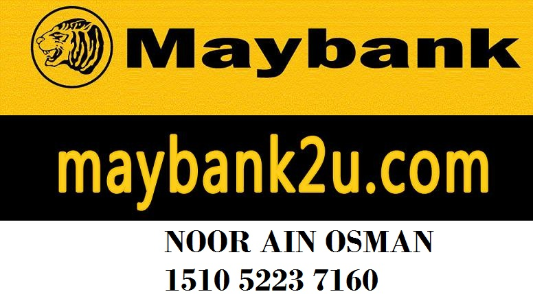 MAYBANK ACC NO.