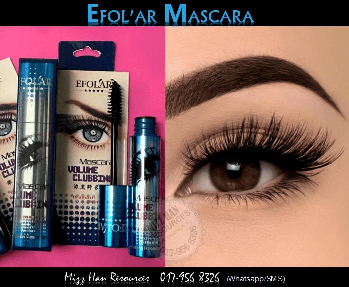 f818d8f71ee EFOL'AR MASCARA - Skin Care& Cosmetic