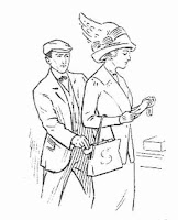 image of a pickpocket. narratorreviews.blogspot.com