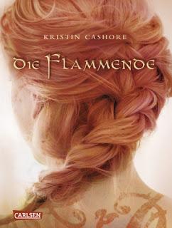 [Rezension] Die sieben Königreiche 2: Die Flammende – Kristin Cashore