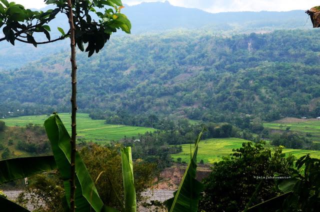 Bentang alam dalam perjalanan Malino-Makassar || JelajahSuwanto