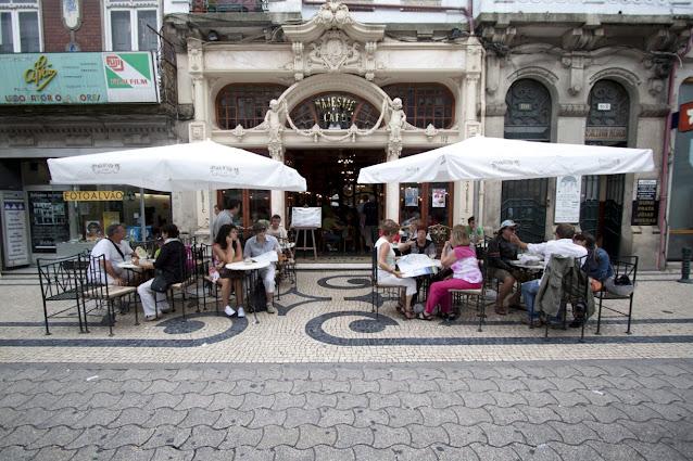 Caffé Majestic-Porto