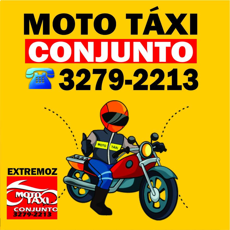 MOTO TÁXI EXTREMOZ 3279-2213