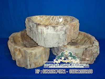 Wastafel Batu Fosil | Jual Wastafel Batu Alam