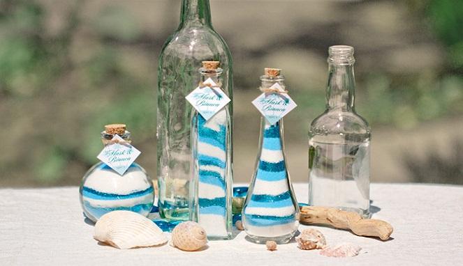 Trik Bikin Kerajinan Menarik dari Botol Kaca atau Plastik Bekas ... 8e49bca420