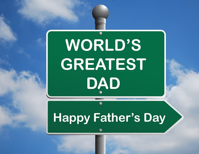 How To Wish on Father's Day To Dad
