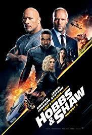 Hobbs and shaw movie
