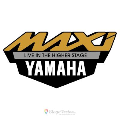 Yamaha MAXI Logo Vector