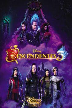 Descendentes 3 Torrent - WEB-DL 720p/1080p Dual Áudio