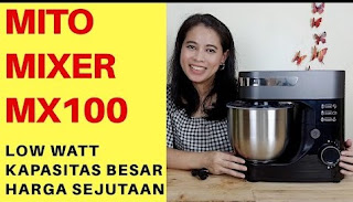 REVIEW MIXER MITO MX100