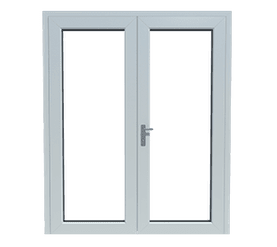 Pintu UPVC Weka Jenis Kupu Tarung