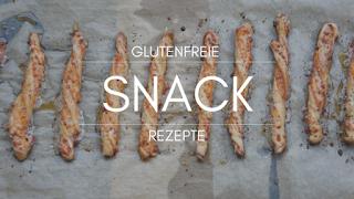 glutenfreie Snack Rezepte