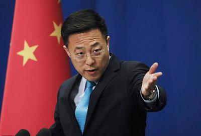 20200716 135528 - Japan accuses China of spreading 'propaganda' and 'misinformation' associated to coronavirus