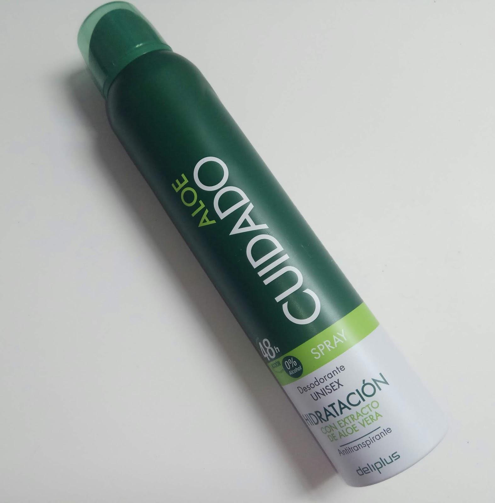 desodorante en crema mercadona