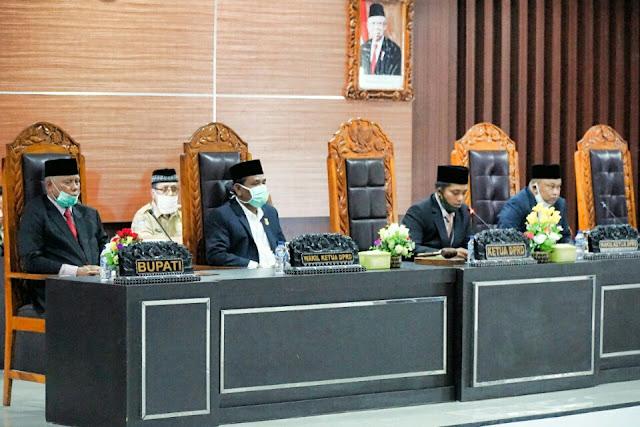 Bupati Lombok Timur Ajukan Dua Raperda