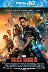 Demir Adam 3: Iron Man 3 (2013) 3D Film indir