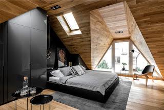 Camera da letto maschile immagine