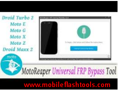 MotoReaper V1.0 Universal Motorola FRP Removal Tool Free Download By Phonlab