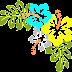 Vector art flower 5094