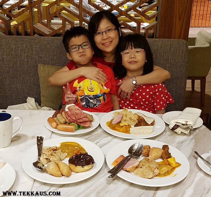 Breakfast Buffet at Sheraton PJ That You Cannot Stop Eating