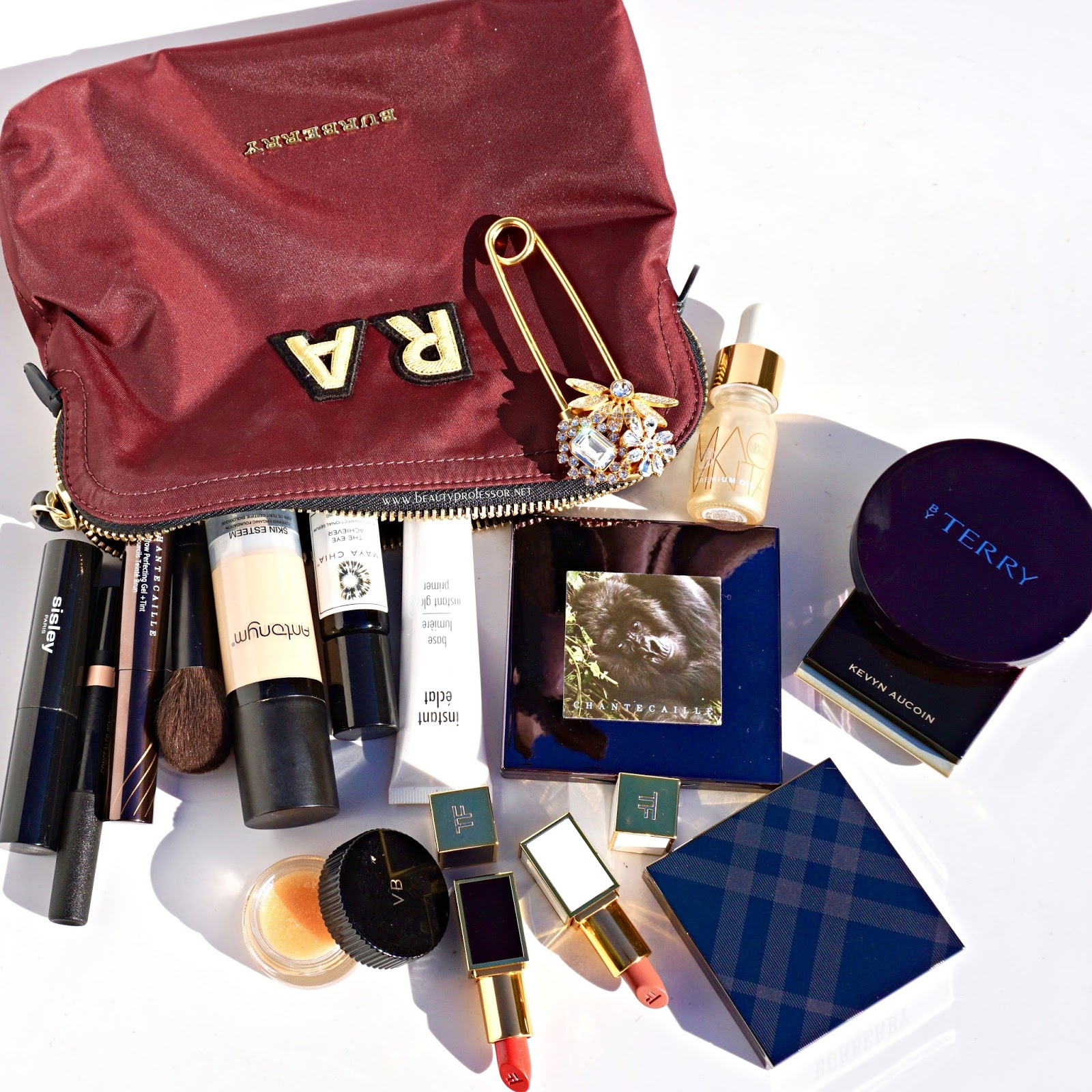 Video: My Shining Moment + A Current Makeup Bag Spill