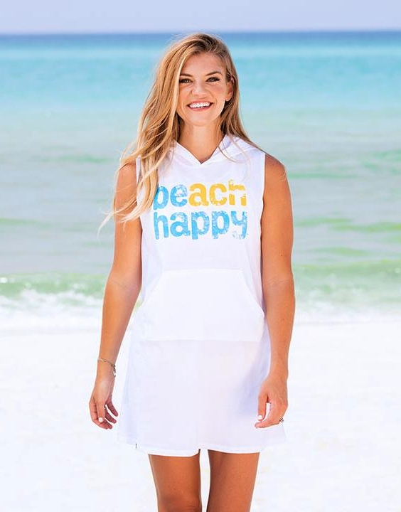 Beach Happy Cover Up