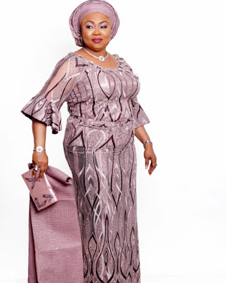 Queen Ayo Balogun in lovely new photos as she turns 61