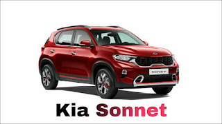 Top 7 Selling SUV in January in India (Kia Sonnet)