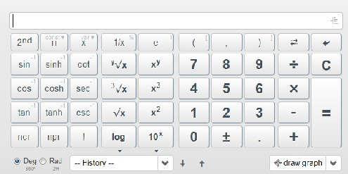 Scientific Calculator Online ~ Computers programs