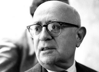 Theodor W. Adorno - De dónde trae la cigüeña a los niños