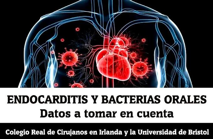ENDOCARDITIS: Bacterias orales y su relación con este grave problema cardíaco