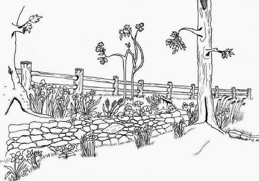 Gambar Kartun Pemandangan Kebun Binatang Wwwimagenesmicom
