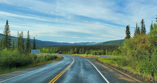 Alaska Yukon International Boundary