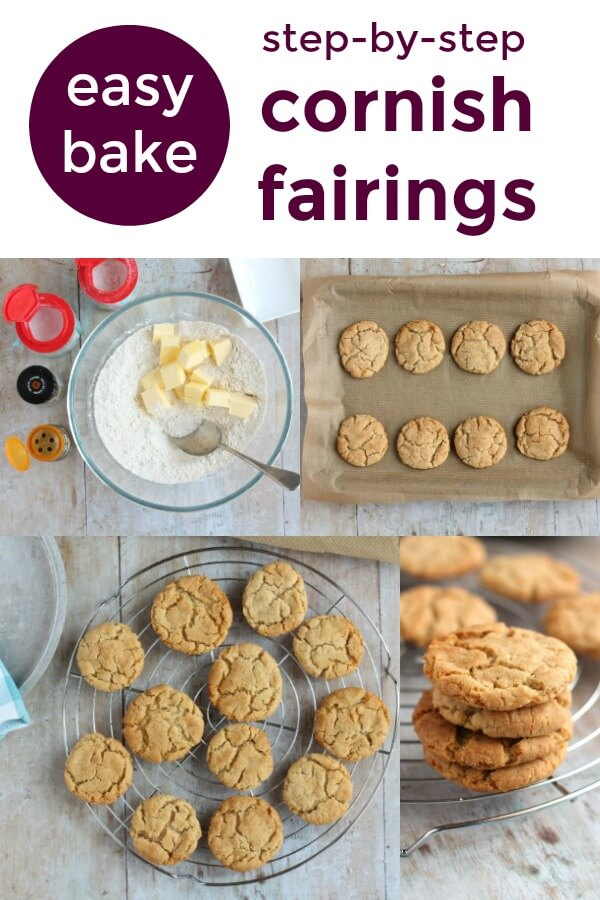 easy bake cornish fairings