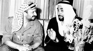 سهى عرفات، ياسر عرفات، زايد بن سلطان آل نهيان، فلسطين، الإمارات، إسرائيل، تطبيع العلاقات، سبوتنيك، حربوشة نيوز