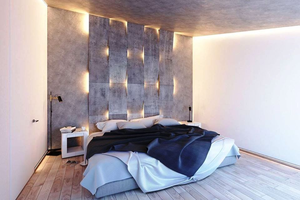 One Bedroom Homes With Sharp Geometric Decor