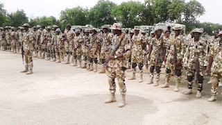 Mob kill soldier who allegedly shot four civilians in Maiduguri