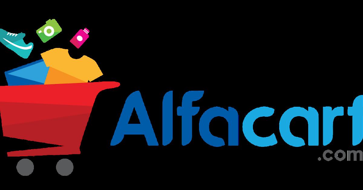 Logo Alfacart Format PNG - laluahmad.com