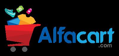 Logo Alfacart PNG