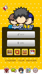 SuperMii-Make Comic Sticker Mod APK v2.4.0 for Android Update Terbaru Gratis