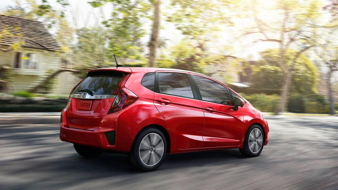 Honda Fit 2016 có thiết kế hiện đại, nhẹ nhàng
