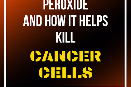 Hydrogen peroxide and its effect on cancer