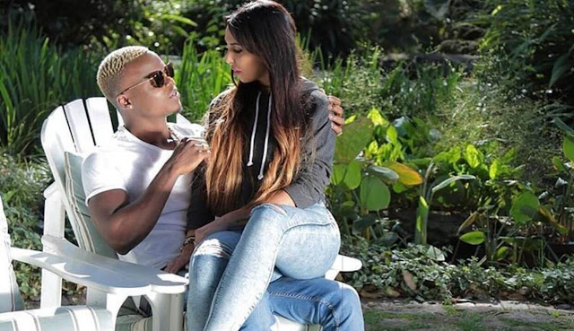 Konde boy message to his wife that left Diamond unsettled