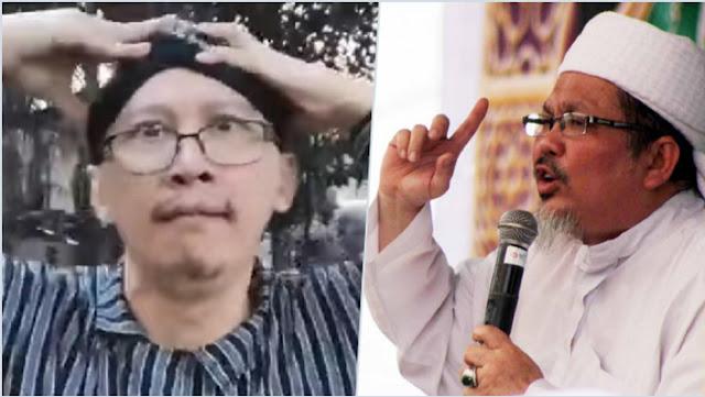 Abu Janda Sebut Islam Arogan, Tengku Minta Kyai Ma'ruf Kerahkan Polisi Sebelum Umat Marah
