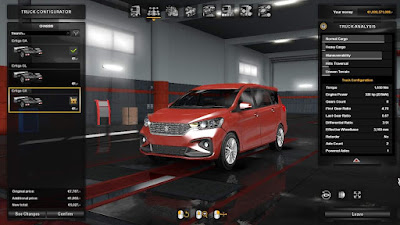 All New Ertiga 2019 GX