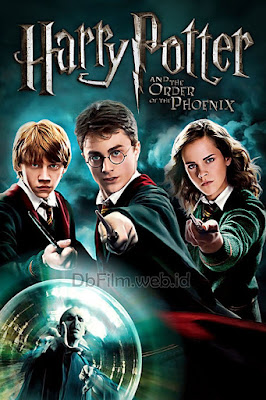 Sinopsis film Harry Potter and the Order of the Phoenix (2007)